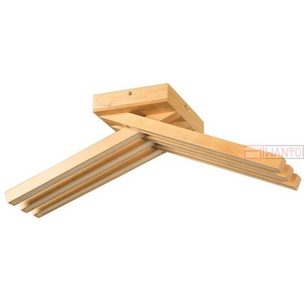 купить деревянные люстры